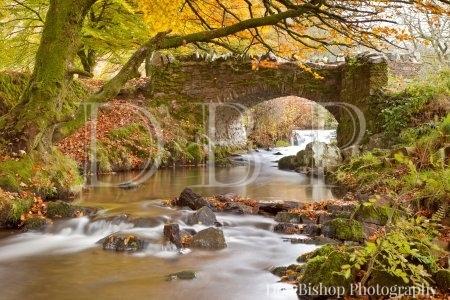 Robbers Bridge, Exmoor